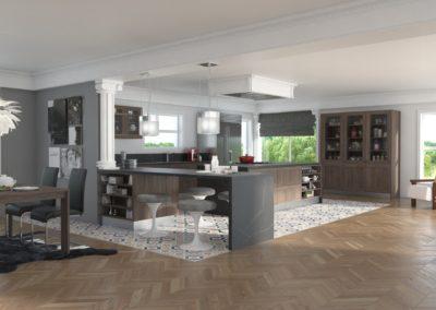 Cocina Berna Vista General Previo 15-02-2018